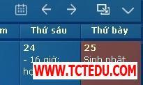 DesktopCal 4 d0859 DesktopCal   Tờ lịch đa dụng và hữu ích cần có trên Windows