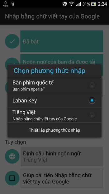 Google handwriting input 3 32a69 Google ra mắt ứng dụng nhập văn bản bằng chữ viết tay trên Android