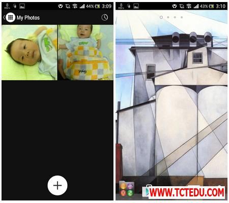 Rotate wallpaper 1 cbf4a Tự động thay đổi hình nền trên Android giúp sinh động và độc đáo hơn