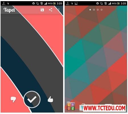 Rotate wallpaper 2 cbf4a Tự động thay đổi hình nền trên Android giúp sinh động và độc đáo hơn