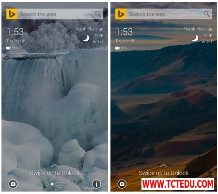 Rotate wallpaper 3 cbf4a Tự động thay đổi hình nền trên Android giúp sinh động và độc đáo hơn