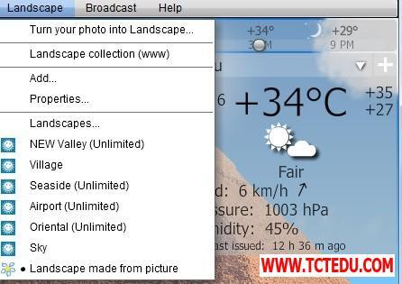 YoWindow 7 1d5fd Phần mềm chuyên nghiệp giúp theo dõi và dự báo thời tiết trên Windows