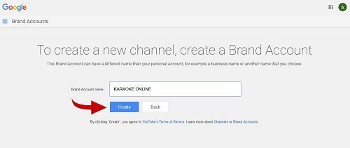 huong dan tao mot kenh phu tren youtube 2 Hướng dẫn tạo nhiều kênh phụ trên Youtube